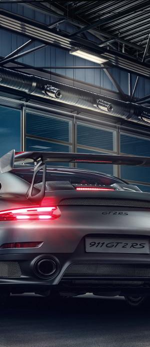 Porsche GT2 RS Indoor