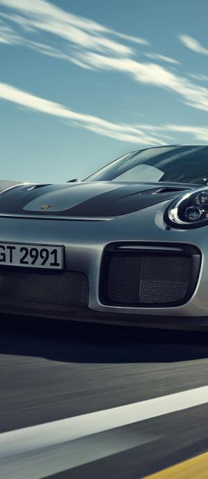 Porsche GT2 RS Outdoor