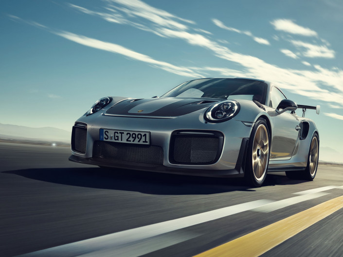 Porsche GT2 RS Outdoor
