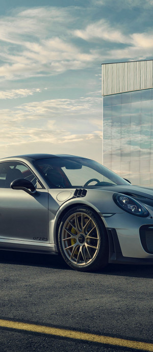 Porsche GT2 Outdoor