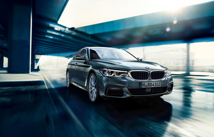 BMW 5 BTL