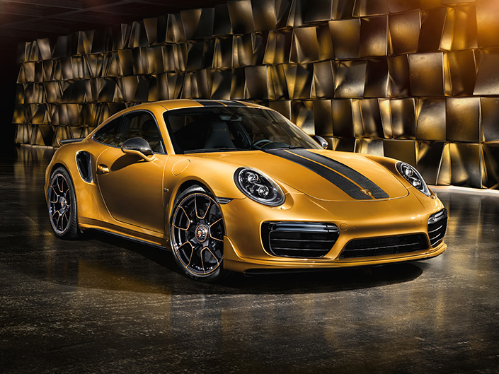 911 Turbo S Exclusive